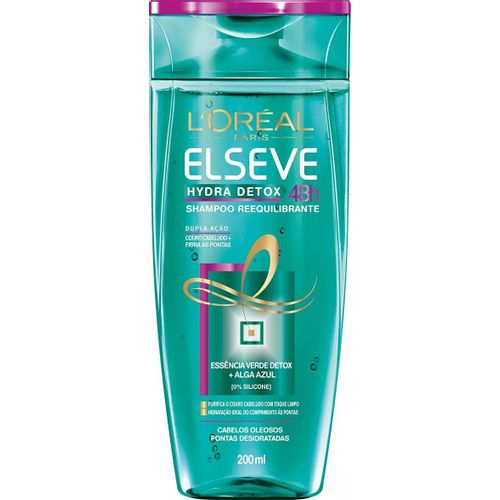 Shampoo-Elseve-Hydra-Detox-Reequilibrante---200ml