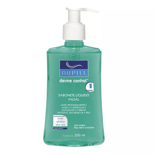 Sabonete-Liquido-Nupill-Facial-Derme-Control---200ml
