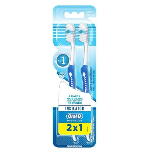 Escova-Dental-Oral-B-3D-Indicator-Plus-N°-35---Leve-2-Pague-1