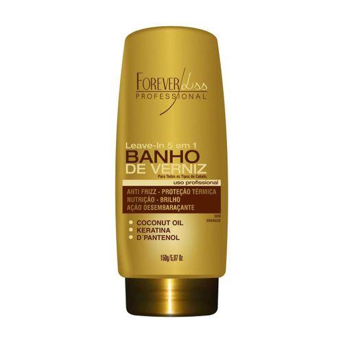Banho-de-Verniz-Leave-in-Forever-Liss---150g