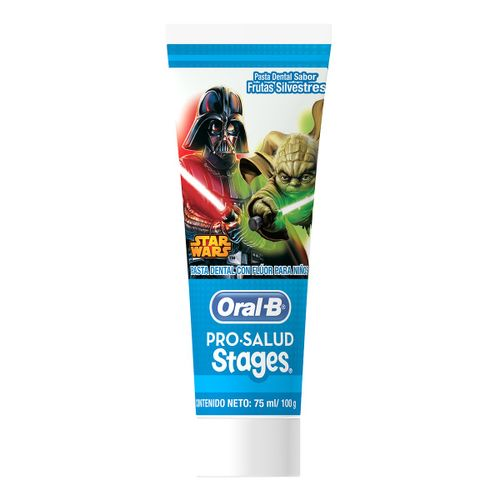 Creme-Dental-Oral-B-Stages-Star-Wars---75g
