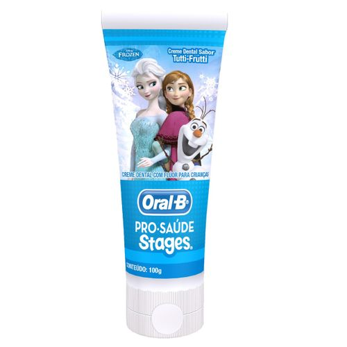 Creme-Dental-Oral-B-Stages-Frozen---100g