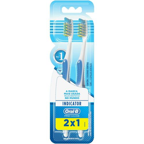 Escova-Dental-Oral-B-3D-Indicator-Plus-N°-40---Leve-2-Pague-1