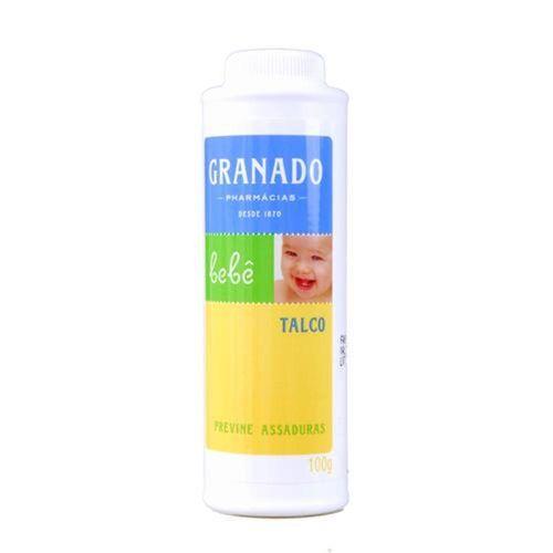 Talco-Granado-Bebe---100g