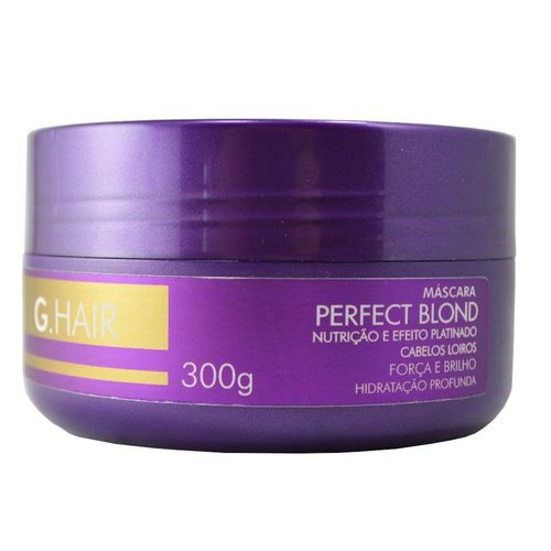 Mascara-de-Tratamento-G.Hair-Perfect-Blond---300g