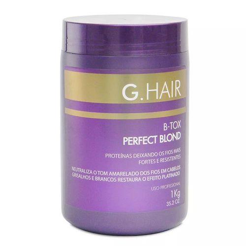 Mascara-de-Tratamento-G.Hair-Perfect-Blond-B-Tox---1kg
