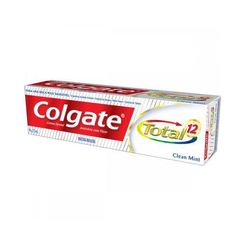 Creme-Dental-Colgate-Total-12-Clean-Mint---90g