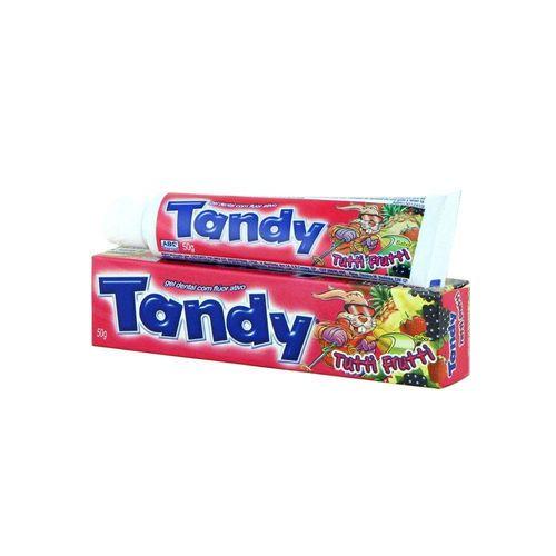 Creme-Dental-Infantil-Tandy-Tutti-Frutti---50g