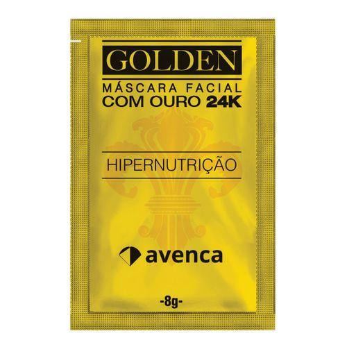 Mascara-Facial-Avenca-Golden-Hipernutricao---8g