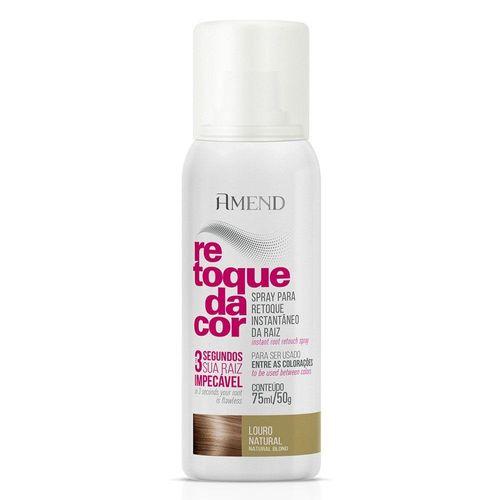 Spray-Retoque-Amend-Castanho-Louro-Natural---75ml
