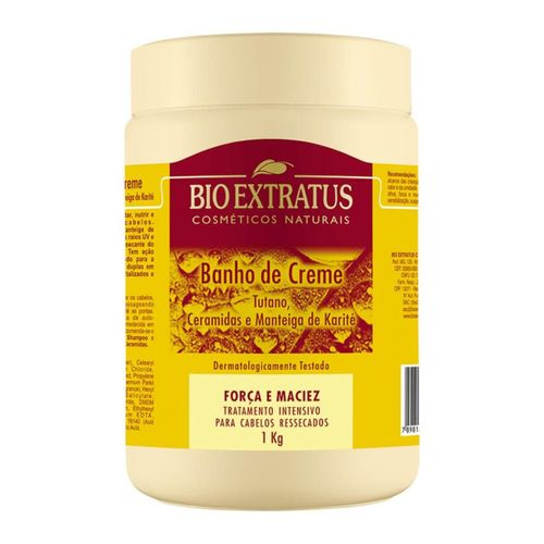 Banho-Creme-Bio-Extratus-Tutano-Ceramidas---1kg