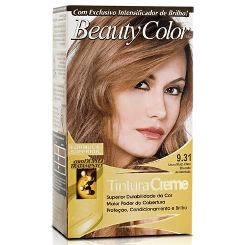 Tintura-Beauty-Color-Louro-Muito-Claro-Dourado-Acinzentado-9.31