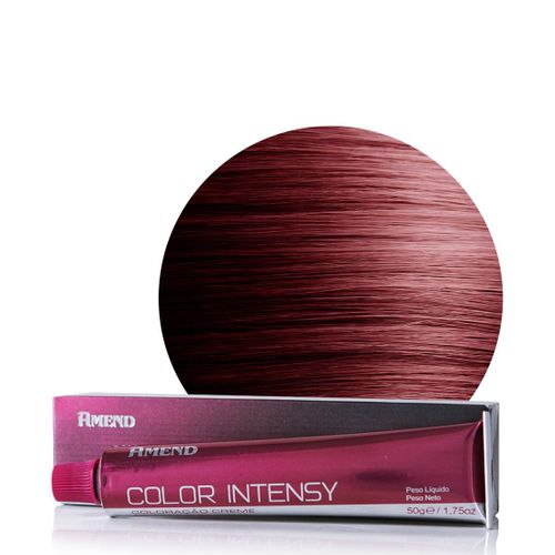 Tintura-Amend-Color-Intensify-Louro-Escuro-Vermelho-Intenso-6.66