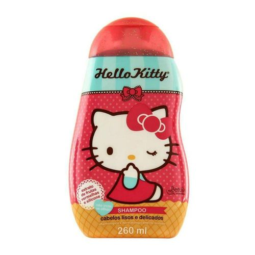 Shampoo-Hello-Kitty-Lisos-e-Delicados---260ml