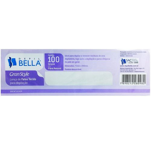Lenco-Depol-Bella-Gran-Style---100-Folhas