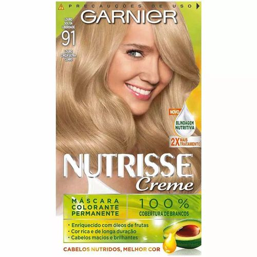 Tintura-Nutrisse-Louro-Cinza-Ultra-Claro-91