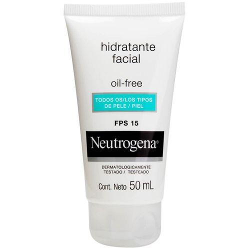 Creme-Facial-Neutrogena-Oil-Free-FPS15---50ml