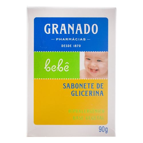 Sabonete-Granado-Vegetal-Glicerina-Bebe---90g