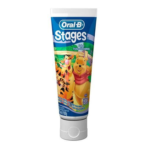 Creme-Dental-Oral-B-Stages---75g