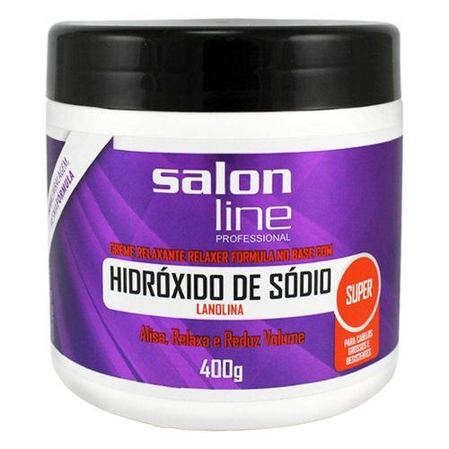 Creme-Relaxante-Salon-Line-Hidroxido-de-Sodio-Super---400g