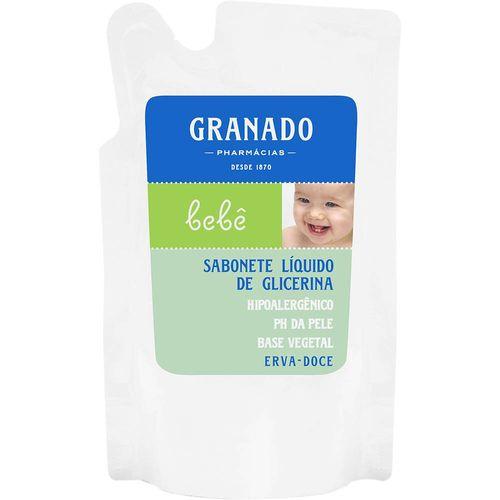 Sabonete-Liquido-Granado-Refil-Bebe-Erva-Doce---250ml