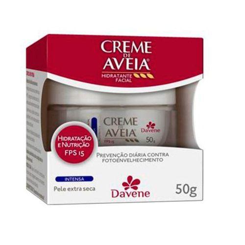 Creme-Facial-Aveia-Davene-FPS15-Intensa---50g