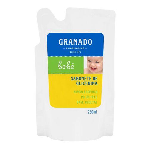 Sabonete-Liquido-Granado-Refil-Bebe-Tradicional---250ml