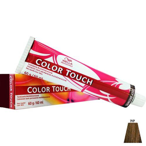 Tintura-Color-Touch-Louro-Medio-Marrom-7.7