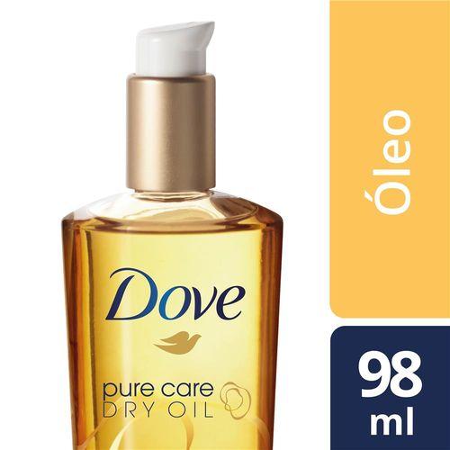 Oleo-Nutritivo-Dove-Pure-Care-Dry-Oil---98ml