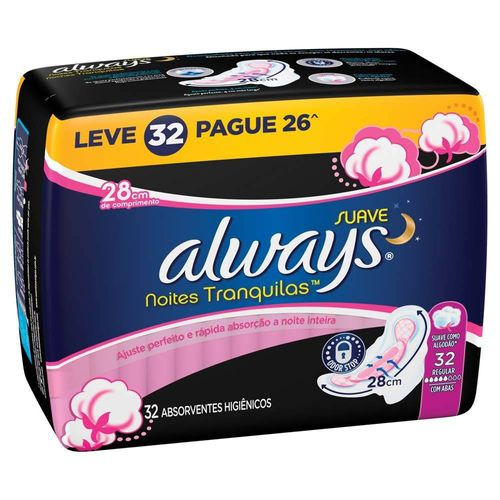 Absorvente-Always-Noturno-Suave---Leve-32-Pague-28