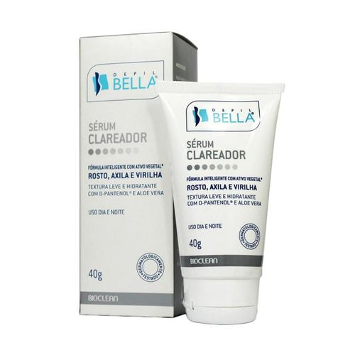 Serum-Depil-Bella-Clareador---40g