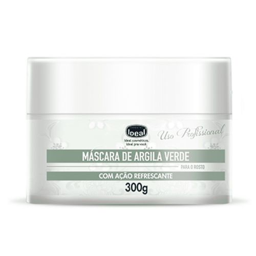 Mascara-de-Argila-Verde-Ideal---300g