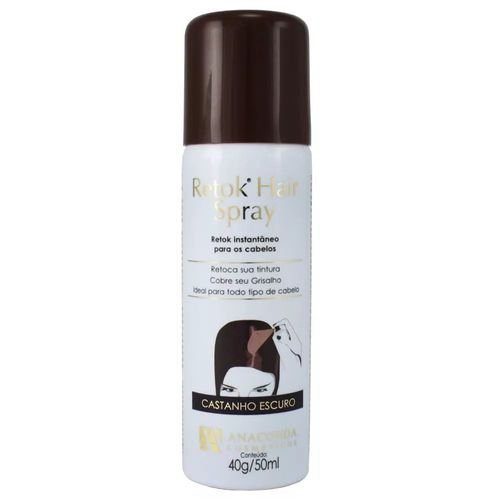 Retok-Hair-Spray-Anaconda-Castanho-Escuro---50ml