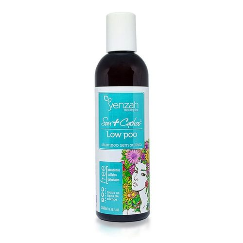 Shampoo-Yenzah-Sou-Cachos-Lowpoo---240ml