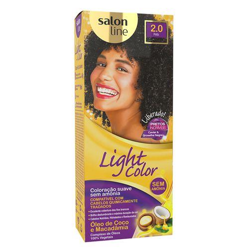 Tintura-Light-Color-Salon-Line-2.0-Preto