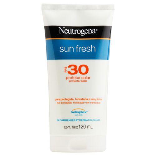 Protetor-Solar-Neutrogena-Sun-Fresh-Corpo-120ml-FPS-30