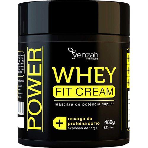 Mascara-de-Reconstrucao-Yenzah-Power-Fit-Cream---480g