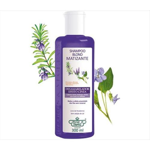 Shampoo-Flores---Vegetais-Blond-Matizante---300ml