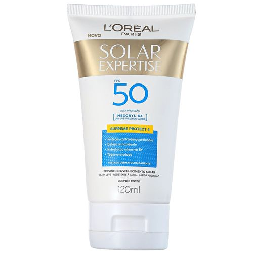 Protetor-Solar-L-Oreal-Protect-FPS50---120ml