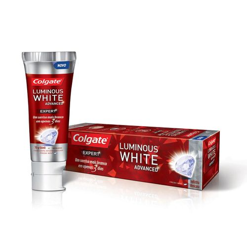 Creme-Dental-Colgate-Luminous-White---70g