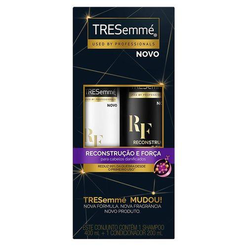Kit-Shampoo-400ml---Condicionador-200ml-Tressemme-Reconstrucao-E-Forca