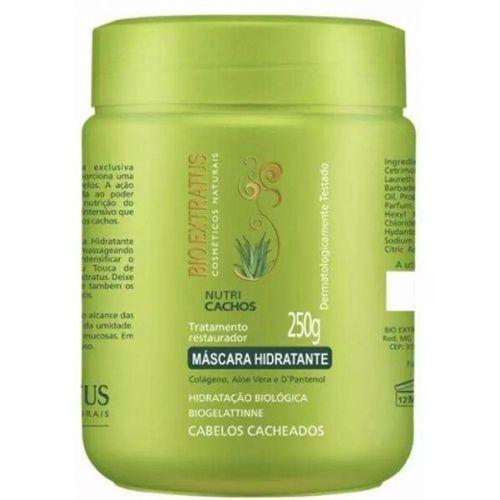 Mascara-Hidratante-Bio-Extratus-Nutri-Cachos-250g