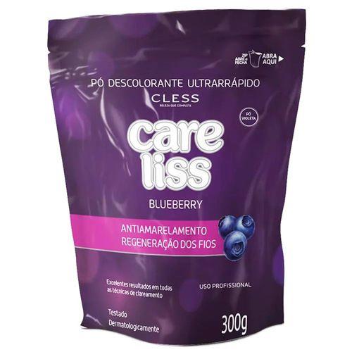 Po-Descolorante-Care-Liss-Refil-Blueberry-300g