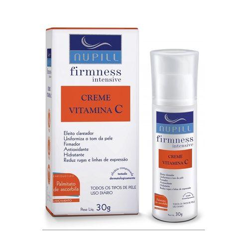 Creme-Facial-Nupill-Vitamina-C-Firmness-Intensive-30g
