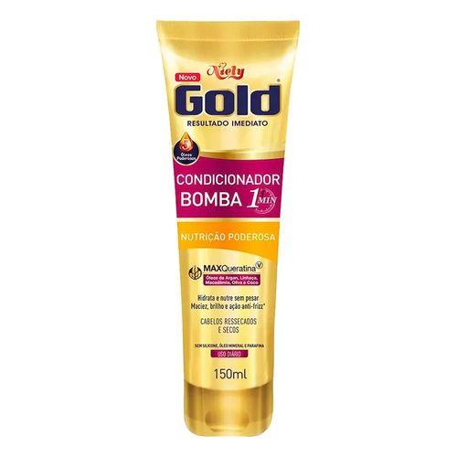 Condicionador-Niely-Gold-Bomba-Nutricao-Poderosa-150ml