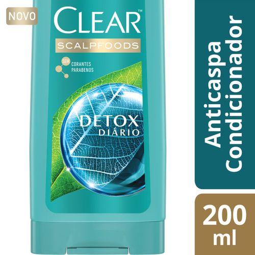 Condicionador-Anti-Caspa-Clear-Detox-Diario-200ml