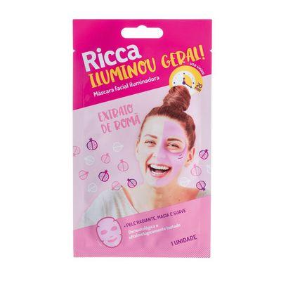 44d02837b Imagem do produto Mascara-Facial-Ricca-Iluminadora