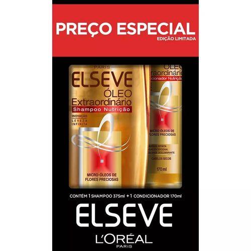 Kit-Elseve-Oleo-Extraordinario-Shampoo-375ml-e-Condicionador-170ml