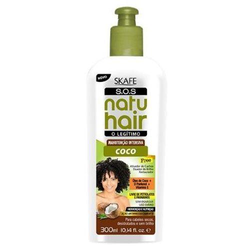 Ativador-de-Cachos-Natu-Hair-Manutencao-Intensiva-S.O.S-Coco-300ml