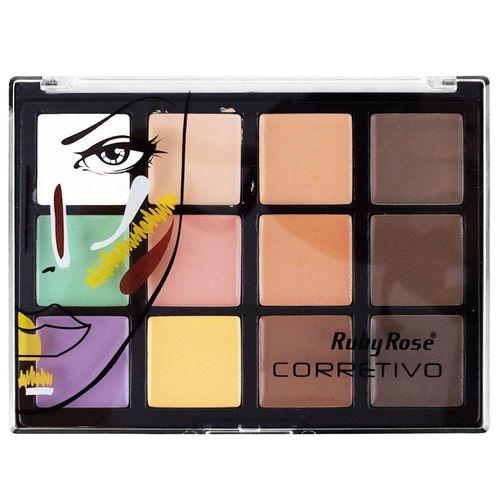 Paleta-de-Corretivo-Ruby-Rose-Com-12-Cores-HB-8087